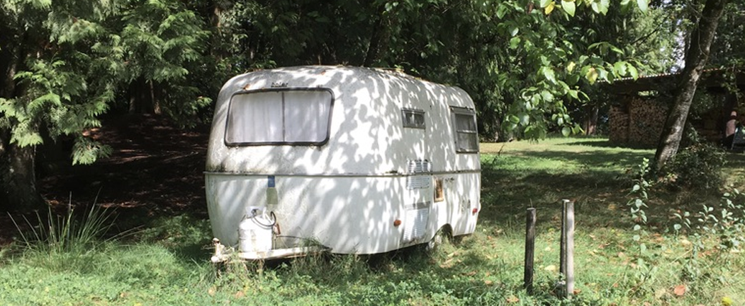 Renovating a 1975 Boler travel trailer Part 1 – where it all began