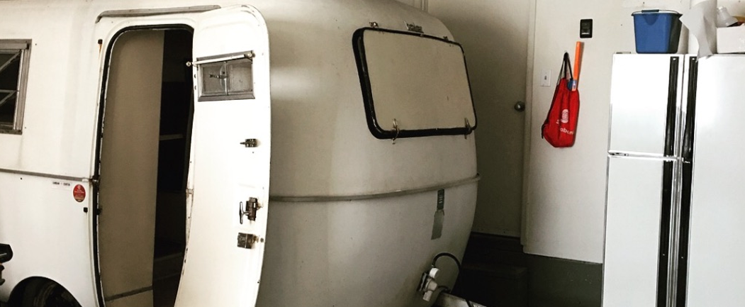 Renovating a 1975 Boler travel trailer Part 2 – Who needs a furnace anyway?