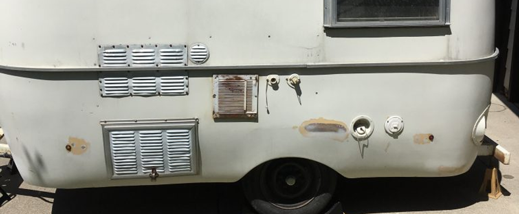 Renovating a 1975 Boler travel trailer Part 3 – Time to call in the professionals